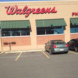 Walgreens Outside