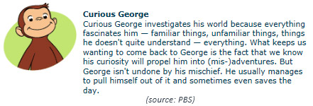 Curious George - PBS