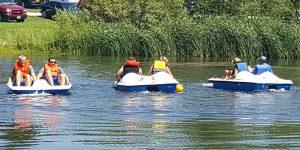 Sunnyside Regatta Paddleboat