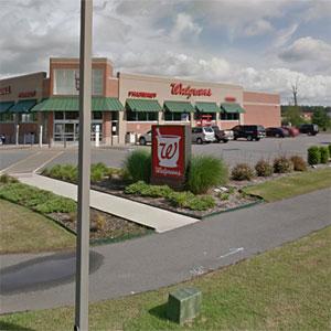 Walgreens Streetview